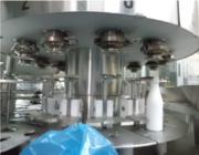 Моноблок розлива соков –молока в системе стерильного воздуха