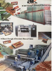 Машины для производства печенья