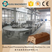 Линия производства  шоколадных батончиков из Китая (skype: li.faina)