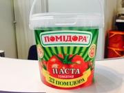 упаковка для молочной и пищевой  и лакокрасочной промышленности
