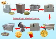 Оборудование для производства картофельных чипсов